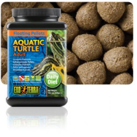 Aquatic Turtle Adult - maistas suaugusiems vandens vėžliams, 250 g