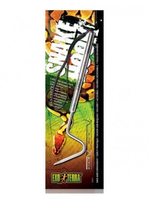 Exo Terra Snake Hook reguliuojamo ilgio gyvatės paėmimo kablys 25,5-60 cm