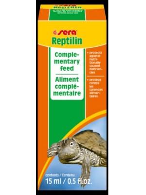 SERA REPTILIN VITAMINS, 15 ml