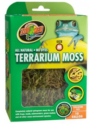 Terrarium Moss – samanos 1,64 l