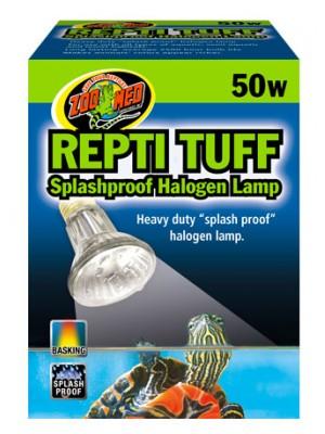 Repti Tuff Splashproof Halogen Lamp – vulkaninė roplių lempa 50W