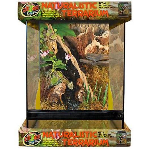 Naturalistic terariumas, 47x47x62 cm