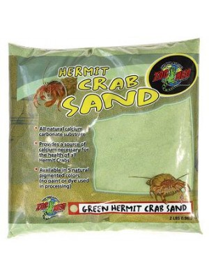 Hermit Crab Sand – smėlis krabams atsiskyrėliams, 900 Kg