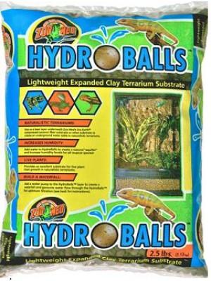 HydroBallsLightweight Expanded Clay Terrarium Substrate – hydro kamuoliukai