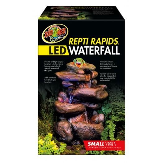 Repti Rapids LED Waterfall - Small Rock – akmeninis krioklys su LED