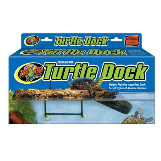 Turtle Dock – salelė vėžliams mini 8,89x20,32