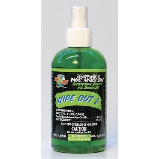 Wipe Out 1 – dezinfekcinė priemonė, 258 ml