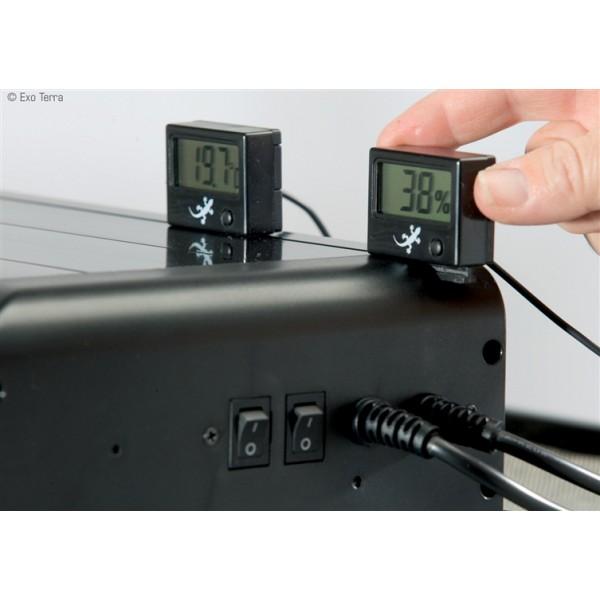 Skaitmeninis higrometras/termometras