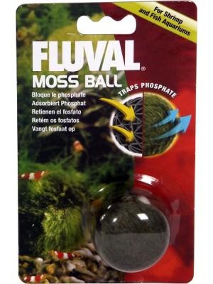 Fluval dirbtinių samanų adsorbuojantis kamuoliukas