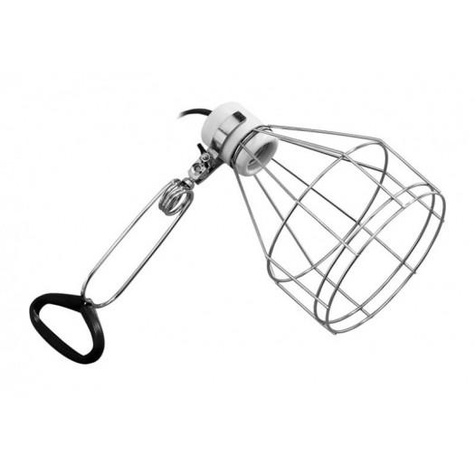 Metalinis lempos gaubtas Wire Light, 19x22.8x25.4 cm