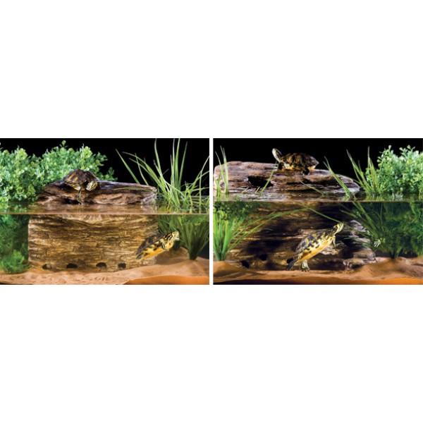 Vandens terariumo filtras - salelė, 37x23x23.5cm