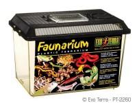 Faunariumas, transportavimo dėžė M dydis (30 x 19.5 x 20.5 cm)