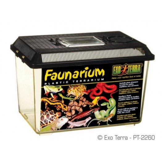 Faunariumas, transportavimo dėžė M dydis (30 x 19.5 x 20.5 mm)