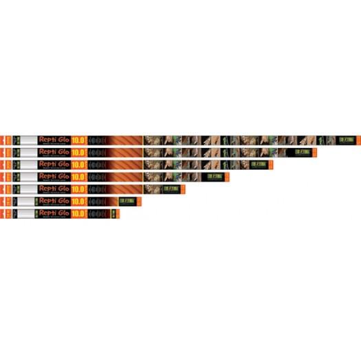 Lempa Repti Glo 10.0/T8, 75cm, 25W