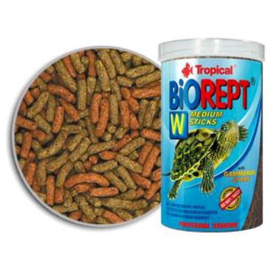 Maistas vandens vėžliams Biorept W, 250ml
