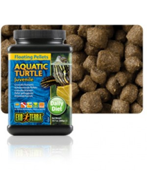 Aquatic Turtle - maistas vandens vėžlių jaunikliams, 90 g