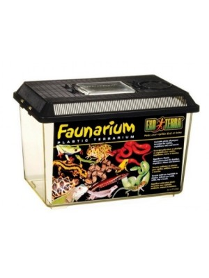 Faunariumas, transportavimo dėžė L dydis (37 x 22 x 25 cm)