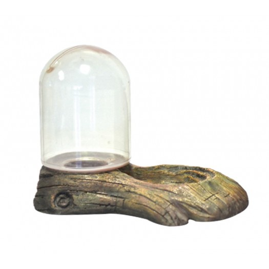 Vandens butelis su dubeniu, 16 cm