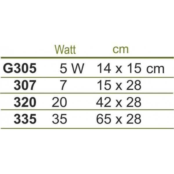 Šildantis kilimėlis 65x28 cm, 35 W