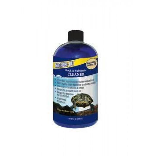 MICROBE-LIFT DEKORACIJŲ IR GRUNTO VALIKLIS VANDENS VĖŽLIŲ AKVARIUMAMS, 118 ml