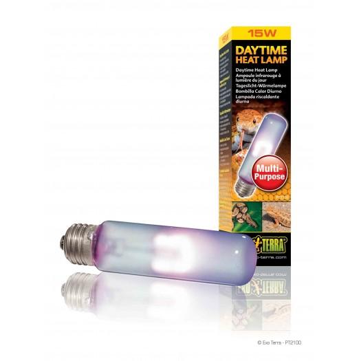 Dieninė lempa ropliams, 15W