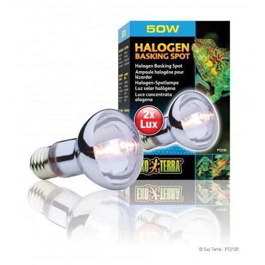 Halogeninė lempa, 50 W