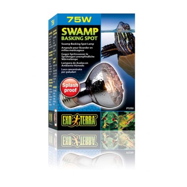 Exo Terra Swamp Glo Basking Spot Bulb, 75 w
