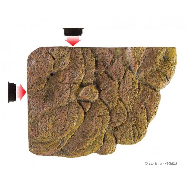 Salelė vėžliams plaukiojanti Exo Terra, 40.6 x 24 x 7 cm