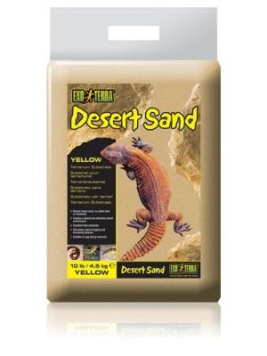 Geltonas dykumos smėlis Yellow Desert Sand 4,5Kg