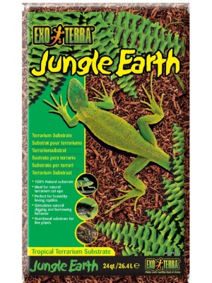Džiunglių žemė Jungle Earth 26.4 l