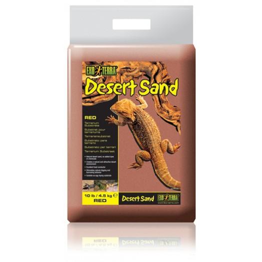 Raudonas dykumos smėlis Red Desert Sand 4.5Kg