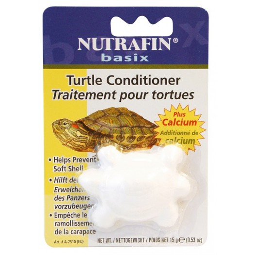 Nutrafin basix Turtle Conditioner –  kondicionierius vėžliukams, 7,1 x 5 x 8,4 cm
